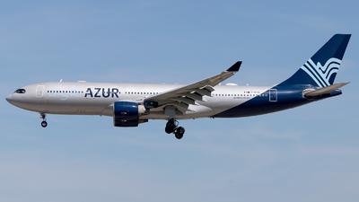A picture of FHTAC - Airbus A330223 - [493] - © Mustafa Sandikci