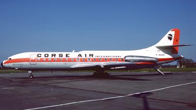 F-BVSF - Sud Aviation SE 210 Caravelle VIN - Corse Air International