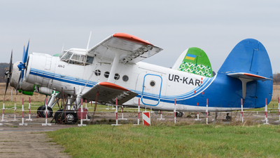 UR-KAR - PZL-Mielec An-2 - Private