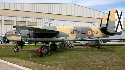 N86427 - North American TB-25N Mitchell - Spain - Air Force