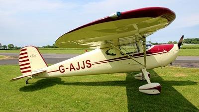 A picture of GAJJS - Cessna 120 - [13047] - © Jez-UK