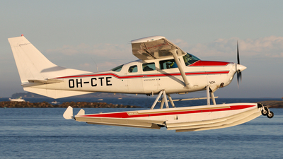OH-CTE - Cessna TU206G Turbo Stationair - Private