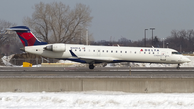 N369CA - Bombardier CRJ-701 - Delta Connection (GoJet Airlines)