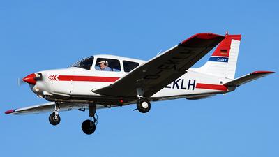 A picture of DEKLH - Piper PA28161 - [2841125] - © Claus Seifert