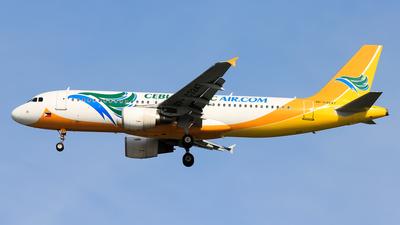 RP-C3247 - Airbus A320-214 - Cebu Pacific Air