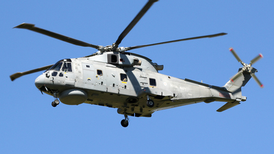 ZH835 - Agusta-Westland Merlin HM.2 - United Kingdom - Royal Navy