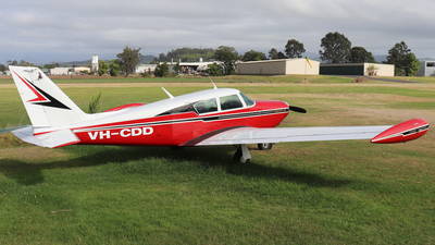 VH-CDD - Piper PA-24-260 Comanche - Private