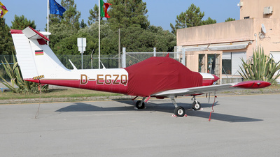 D-EGZQ - Piper PA-38-112 Tomahawk - Private