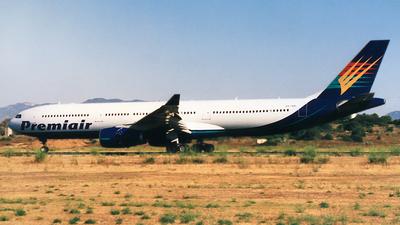 OY-VKI - Airbus A330-343 - Premiair