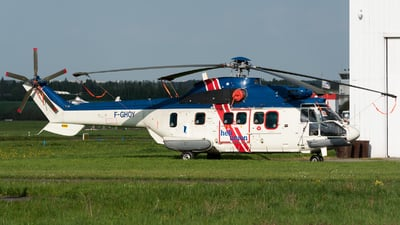 F-GHOY - Aérospatiale AS 332L1 Super Puma - Heli Union