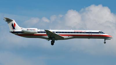 N907AE - Embraer ERJ-145LR - American Eagle