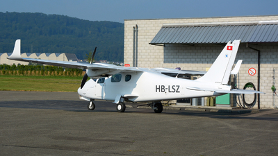 HB-LSZ - Tecnam P2006T - Private