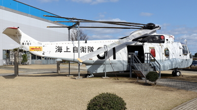 8101 - Mitsubishi HSS-2B Sea King - Japan - Maritime Self Defence Force (JMSDF)