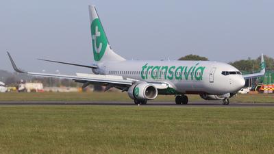 F-GZHX - Boeing 737-8K2 - Transavia France