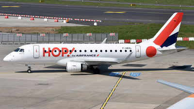 F-HBXL - Embraer 170-100LR - HOP! for Air France