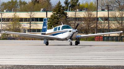 C-FOXV - Mooney M20J-201 - Private