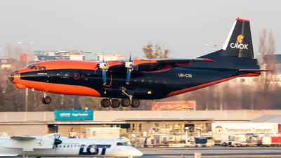 A picture of URCSI - Antonov An12A - Cavok Air - © Karol Trojanowski