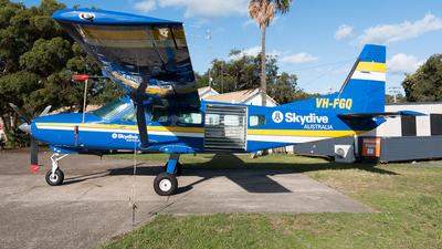 A picture of VHFGQ - Cessna 208 Caravan - [20800251] - © luke.priestley