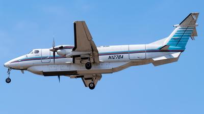 N127BA - Beech 1900C - Alpine Air