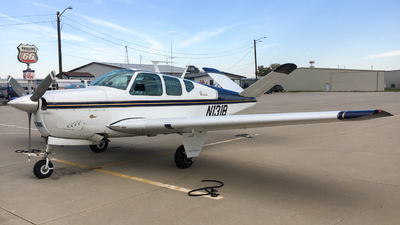 N131B - Beechcraft G35 Bonanza - Private