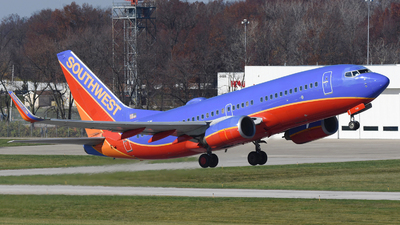 N749SW - Boeing 737-7H4 - Southwest Airlines