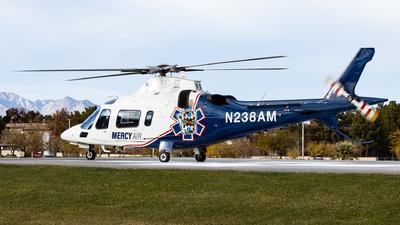 N238AM - Agusta-Westland AW-109E Power Elite - Air Methods