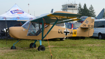 OM-M109 - Aeropro Eurofox 912-2 - Private