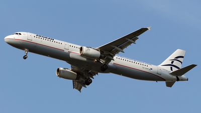 A picture of SXDVP - Airbus A321231 - Aegean Airlines - © Marko Milinkovic