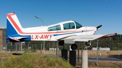LX-AWY - Grumman American AA-5 Traveller - Private