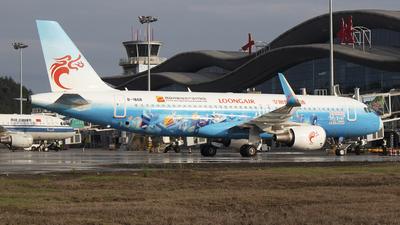 A picture of B1868 - Airbus A320214 - Loong Air - © SEN BAI