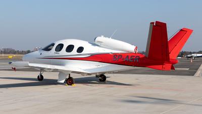 SP-AER - Cirrus Vision SF50 G2 - Private