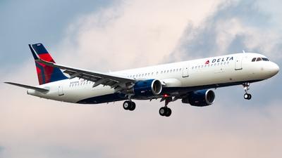 N109DN - Airbus A321-211 - Delta Air Lines
