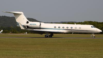 N809DA - Gulfstream G550 - Private