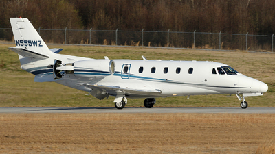 N555WZ - Cessna 560XL Citation Excel - Private