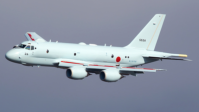 5526 - Kawasaki P-1 - Japan - Maritime Self Defence Force (JMSDF)