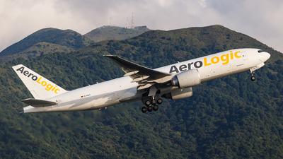 D-AALA - Boeing 777-FZN - AeroLogic