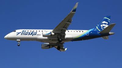 N176SY - Embraer 170-200LR - Alaska Airlines (Skywest Airlines)