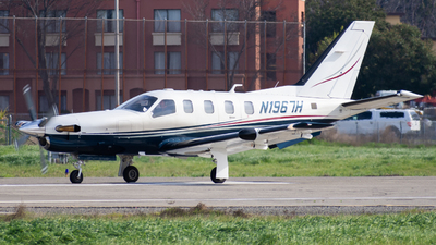 N1967H - Socata TBM-700A - Private