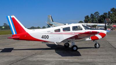 400 - Piper PA-28-181 Archer TX - Guatemala - Air Force