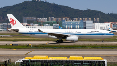 B-6511 - Airbus A330-343 - Air China