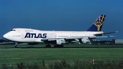 N512MC - Boeing 747-230B(SF) - Atlas Air