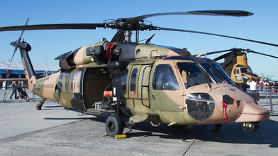12309 - Sikorsky S-70A-28 Blackhawk - Turkey - Army