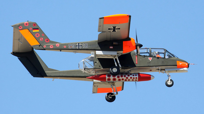 G-ONAA - North American OV-10B Bronco - Bronco Demo Team