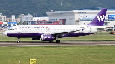 B-6765 - Airbus A320-232 - West Air