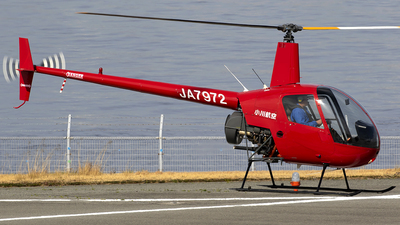 JA7972 - Robinson R22 Beta - Ogawa Air