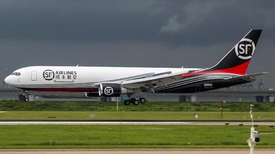 N207DP - Boeing 767-341(ER) - SF Airlines