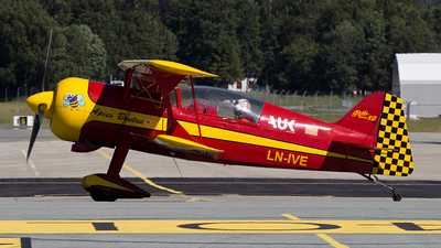 LN-IVE - Pitts 12S - Private
