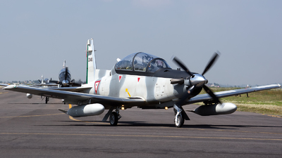 2046 - Raytheon T-6C Texan II - Mexico - Air Force
