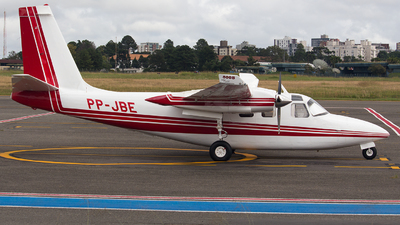 PP-JBE - Aero Commander 500S - Private
