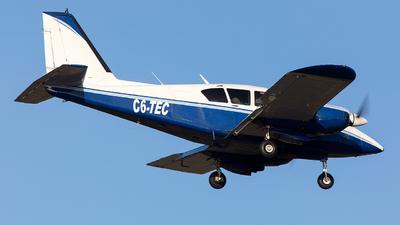 C6-TEC - Piper PA-23-250 Aztec - Private
